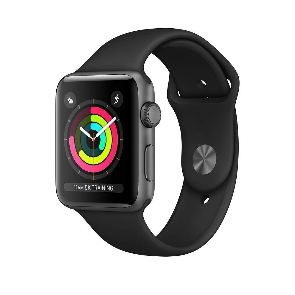 Apple Watch Series 3 (GPS) 42mm Gray Aluminum review