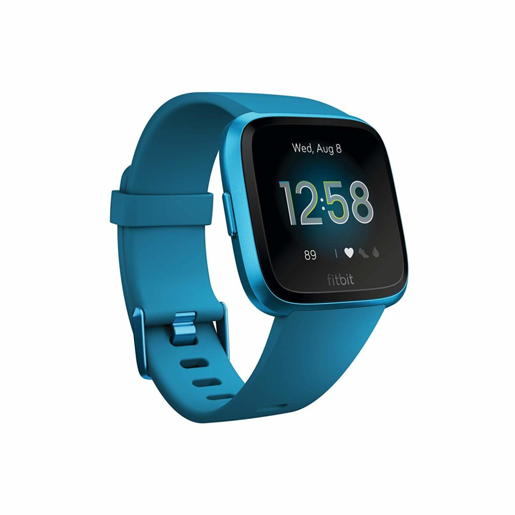 Fitbit Versa Smart Watch, One Size review