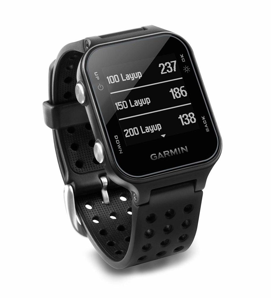 Garmin Approach S20, GPS Golf Watch Review