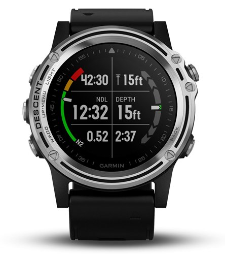 Garmin Descent Mk1, Watch review