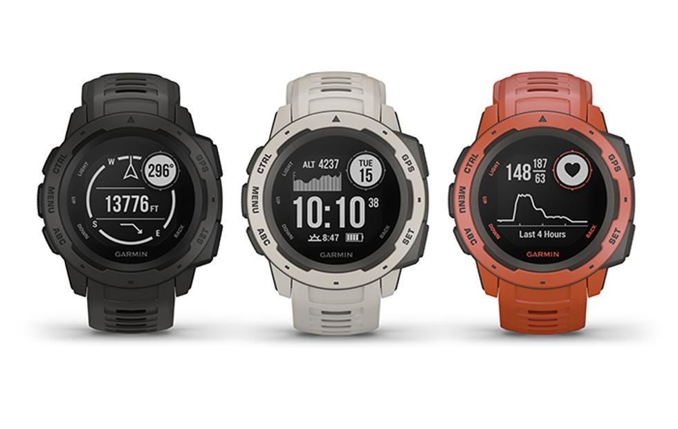 Garmin Instinct, Rugged Outdoor Watch review