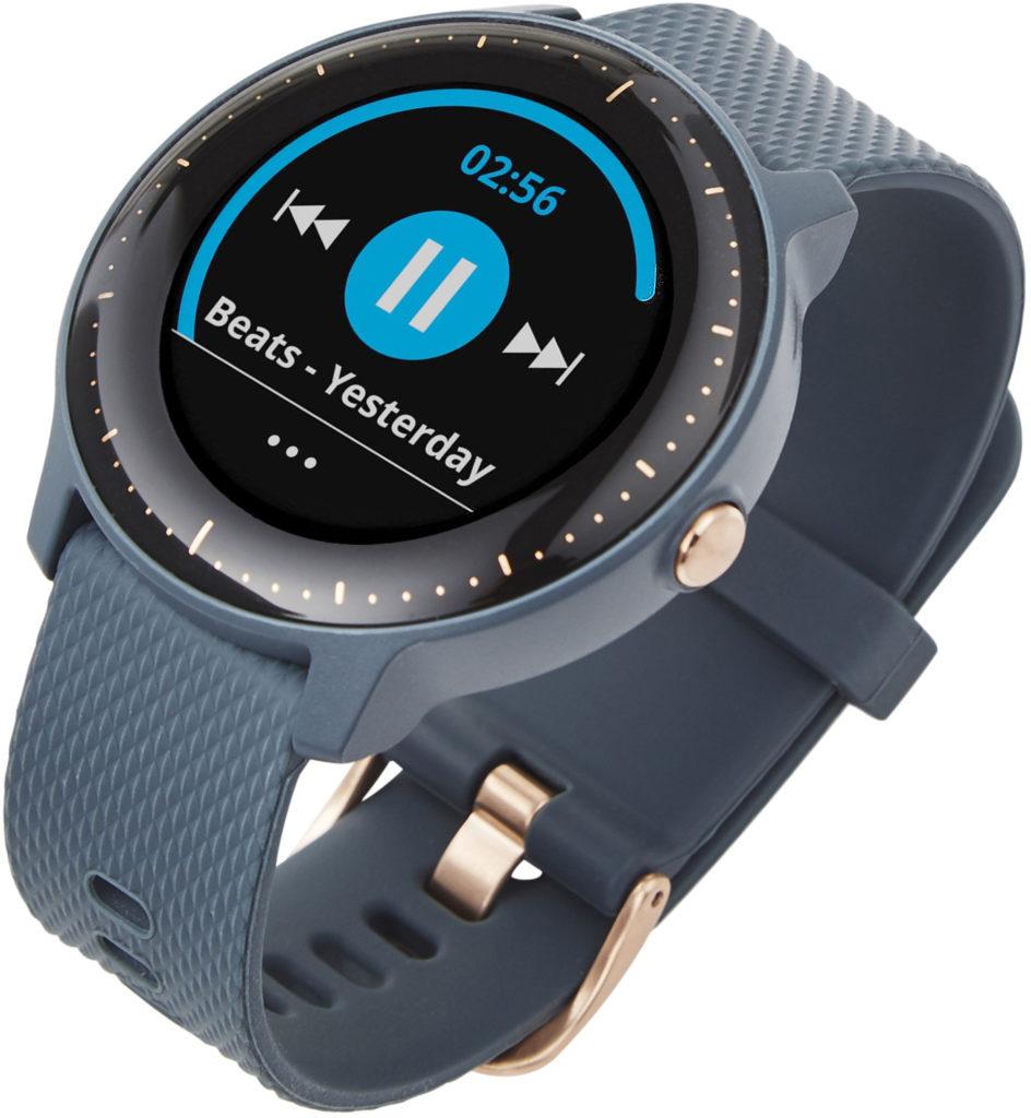 Garmin vívoactive 3 Music, GPS Smartwatch review