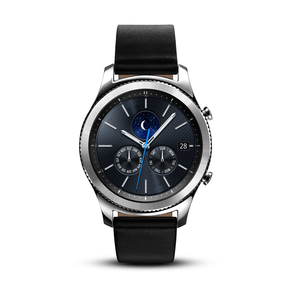 Samsung Gear S3 Classic Smartwatch review