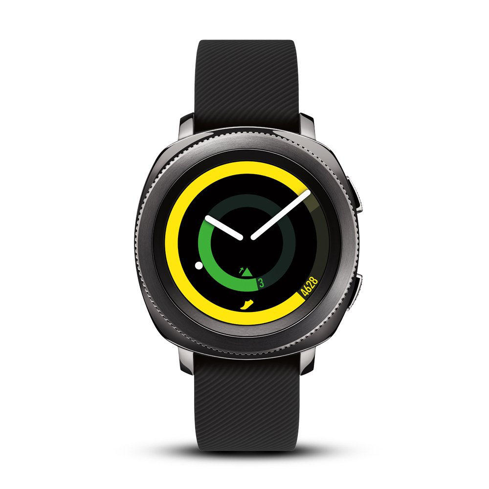 Samsung Gear Sport Smartwatch SM-R600NZKAXAR review